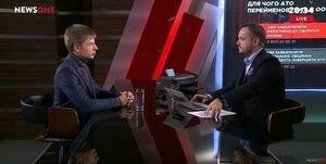 """""""Я з вами не розмовлятиму, sorry"""", - Єгор Соболєв відмовився від спілкування із журналістами проросійського телеканалу """"NewsOne"""" через висловлювання його власника Мураєва - Цензор.НЕТ 9735"""