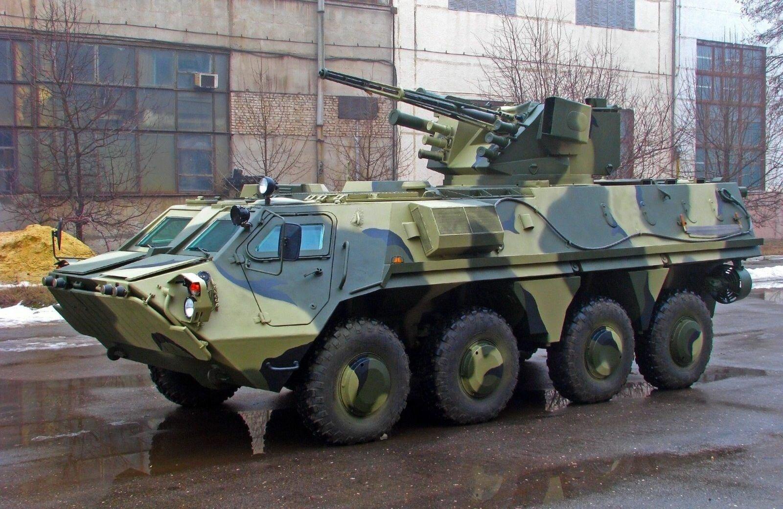 Політичний ефект буде величезний - по російських агресорах застосовуватиметься зброя НАТО, - Бутусов про поставки канадської бронетехніки - Цензор.НЕТ 3628