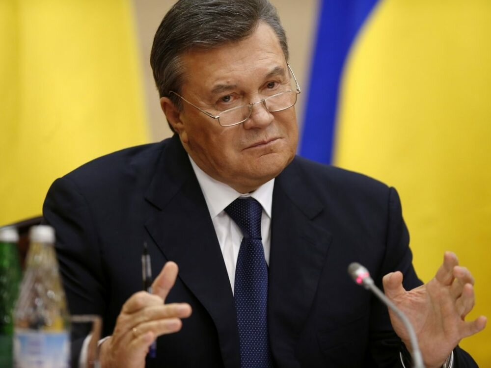 Стало известно, очем Янукович расскажет Трампу