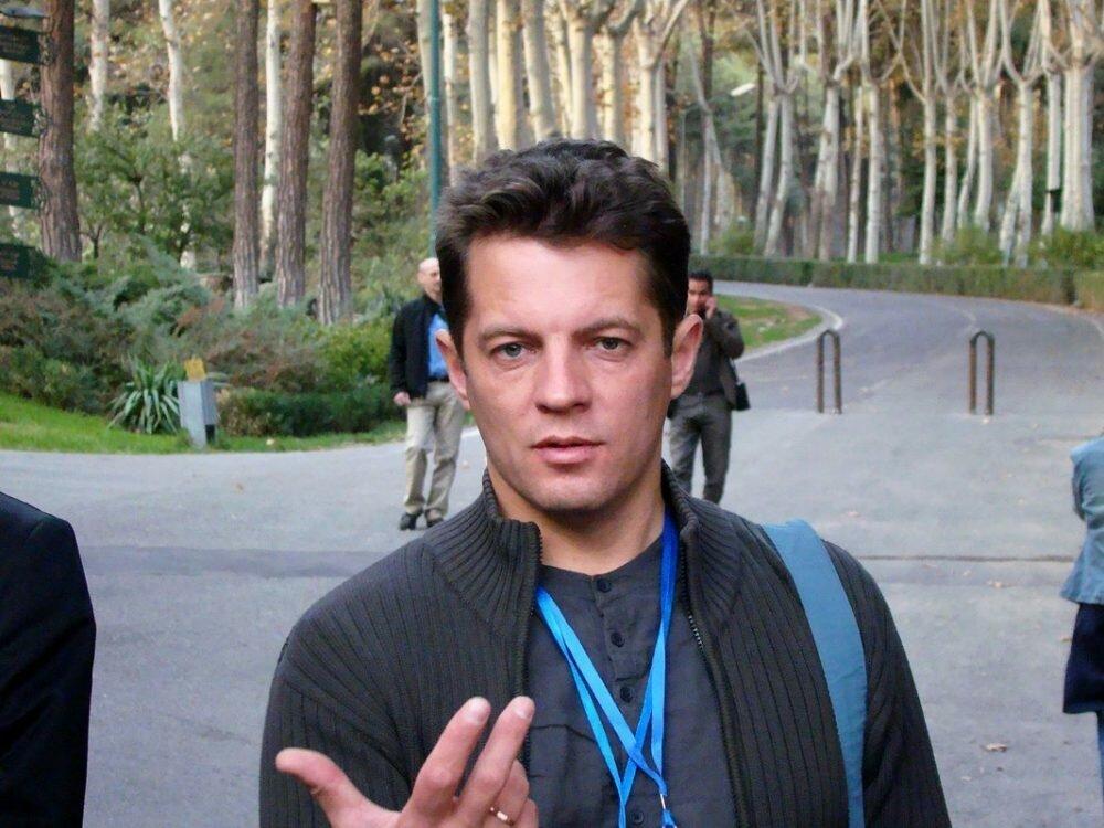 Политзаключенный корреспондент Сущенко претендует напремию ЮНЕСКО