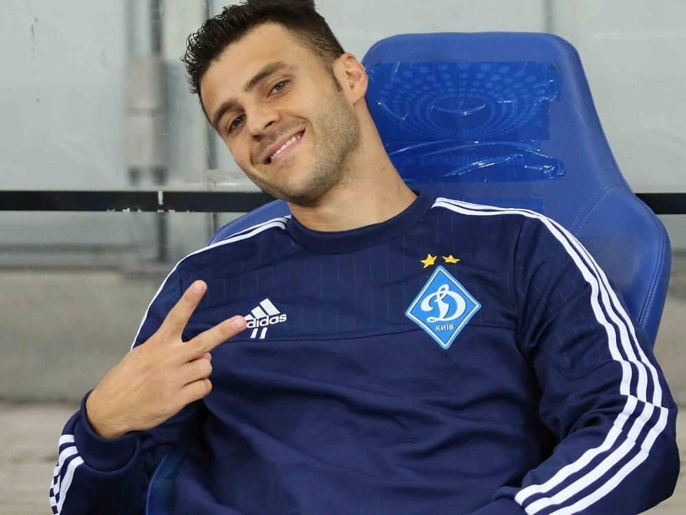 «Динамо» получило зааренду Мораеса неменее 2-х млн евро