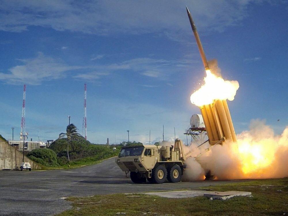 США разместят вЮжной Корее свои системы противоракетной обороны