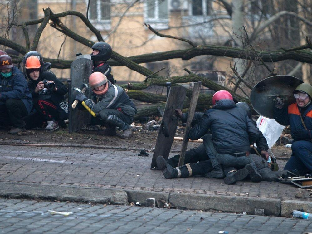 Горбатюк: Новое видео расстрелов наИнститутской может быть использовано как свидетельство
