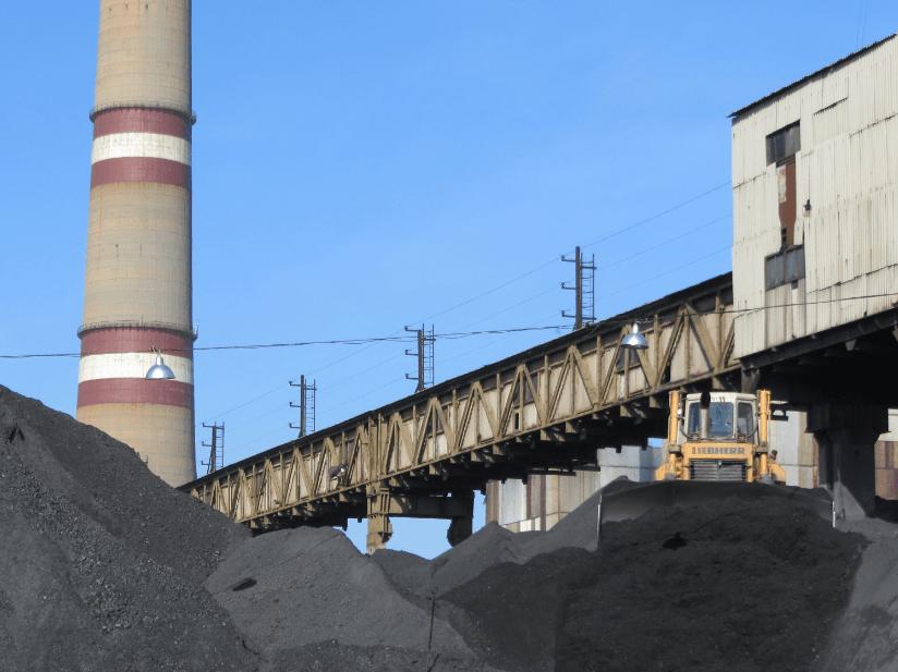 «Укрэнерго»: Запасов угля вУкраинском государстве хватит намесяц работыТС