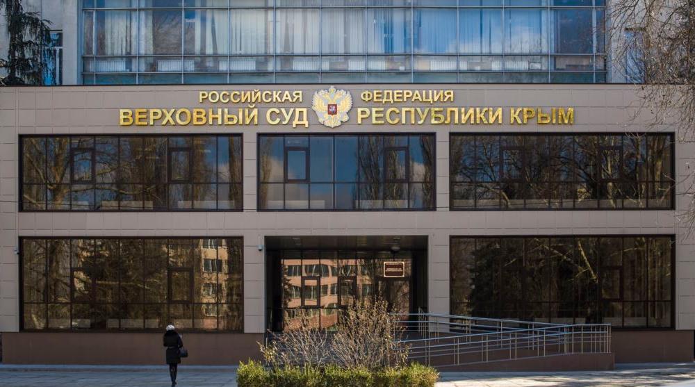 ВСимферополе задержали крымскотатарского активиста идоставили вСК