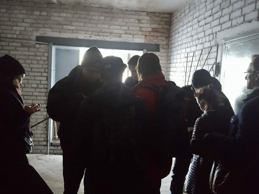 В республики Белоруссии задержали украинскую журналистку Кристину Бердинских