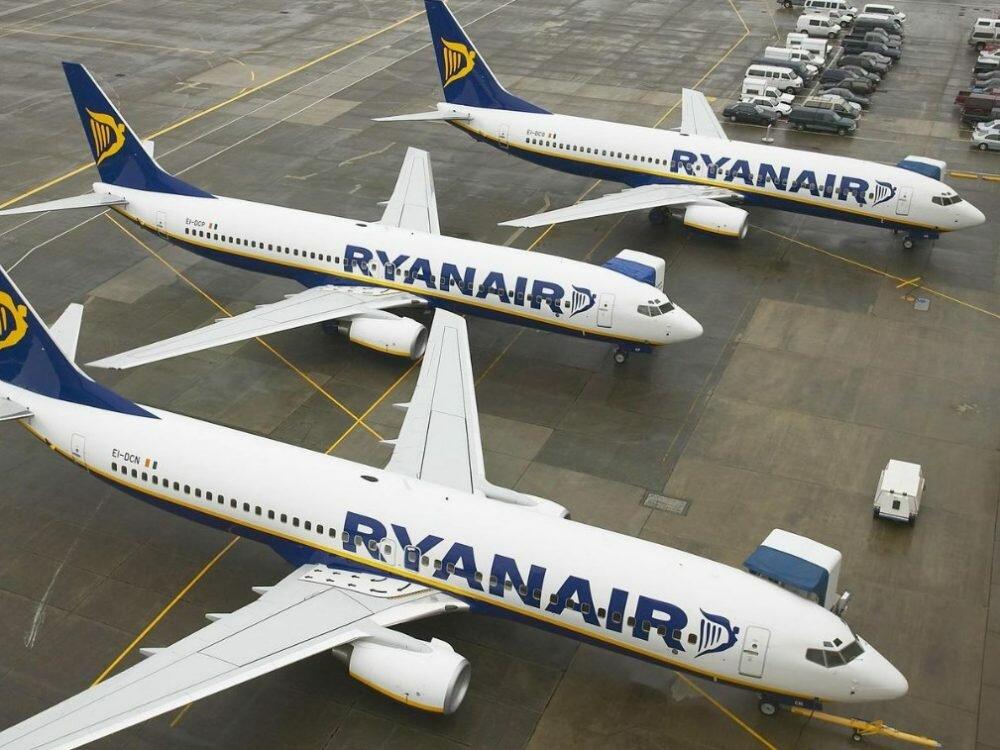 ВRyanair обещают украинцам авиабилеты по20евро
