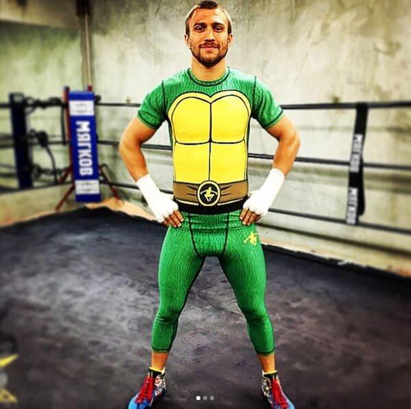 Ломаченко бросил вызов чемпиону UFC