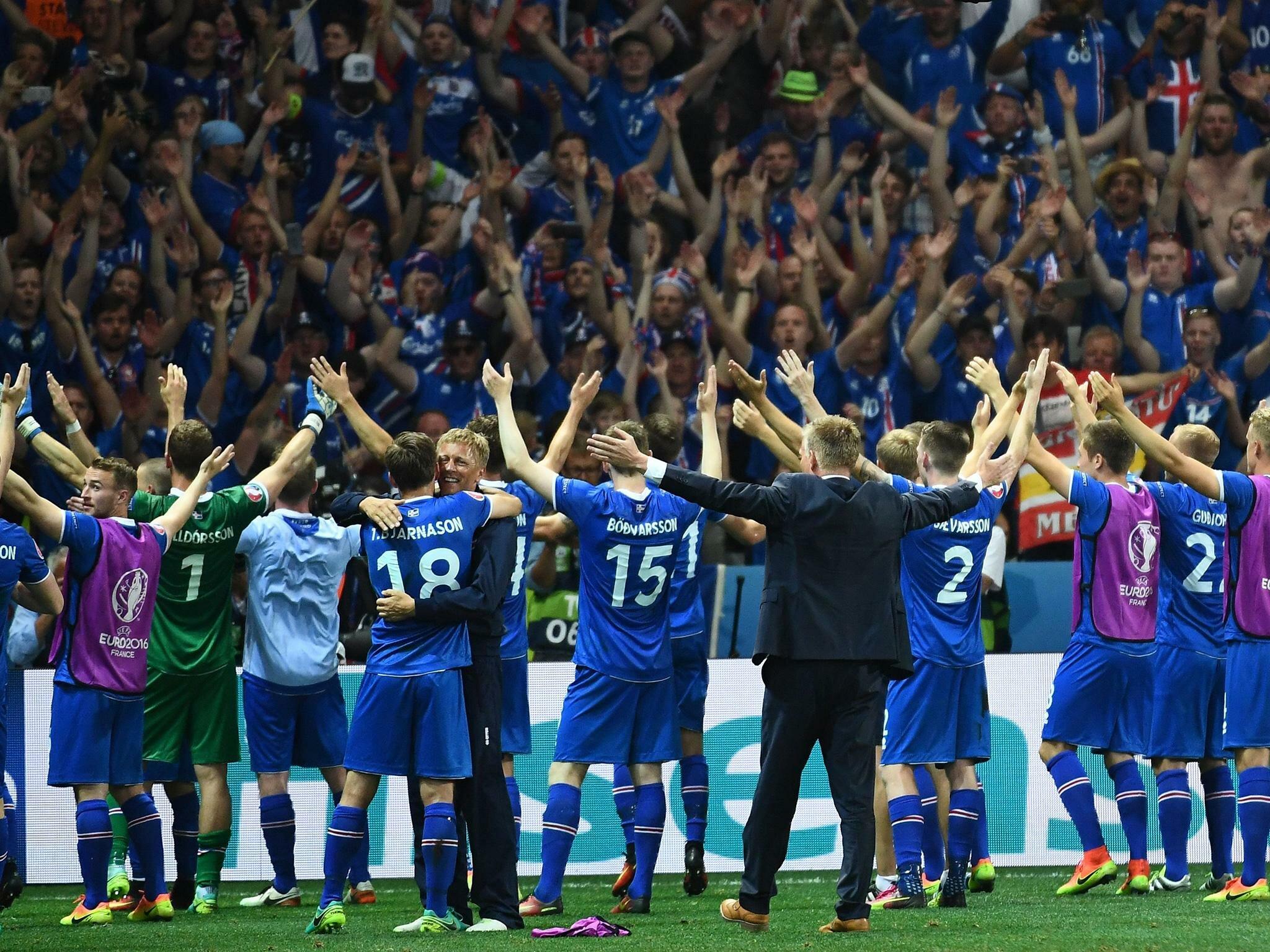 Спустя 9 месяцев после Евро вИсландии установлен рекорд рождаемости