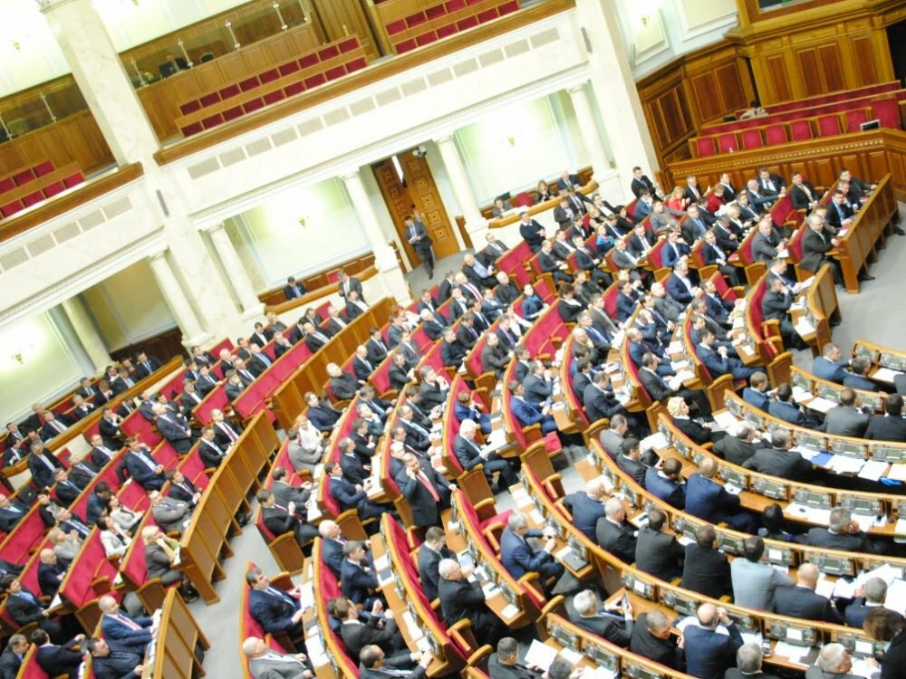 Украине утвердили новый закон орынке электрической энергии