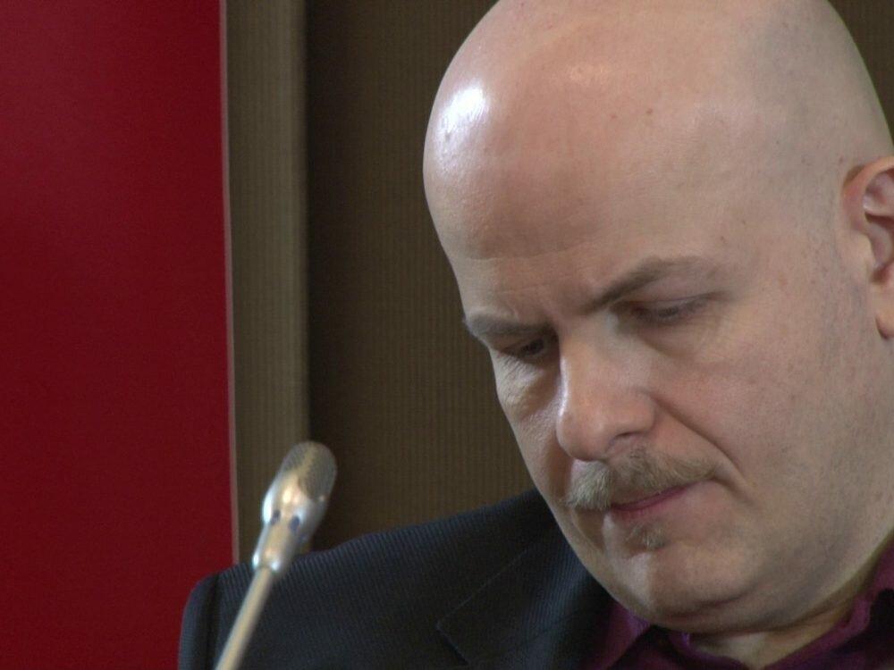 Вгосударстве Украина  запретили документальный фильм обубитом журналисте Бузине