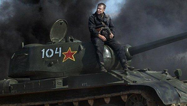 Госкино отказало ввыдаче прокатного удостоверения сериалу «Танкист»