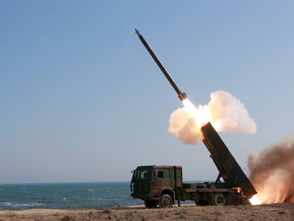 В государственной думе  считают ракетный запуск  КНДР возможным предупреждением США