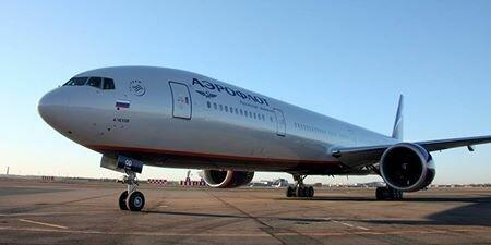Самолет Аэрофлота попал ввоздушную яму. Пострадали 27 человек