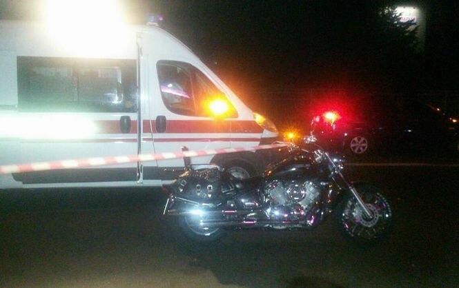 Водитель, расстрелявший мотоциклиста наХарьковском шоссе, сдался милиции