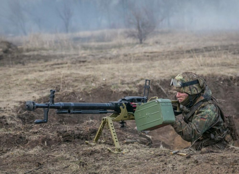 Боевики взоне АТО 22 раза обстреляли позиции ВСУ