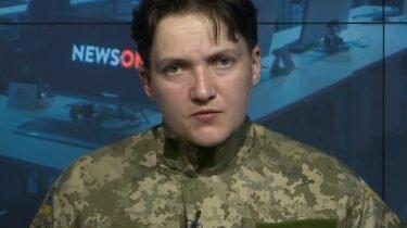 Картинки по запросу надежда савченко с автоматом