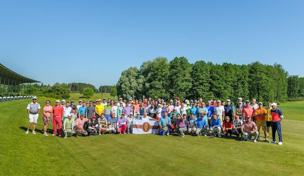 Х Международный гольф-турнир на призы КСК005