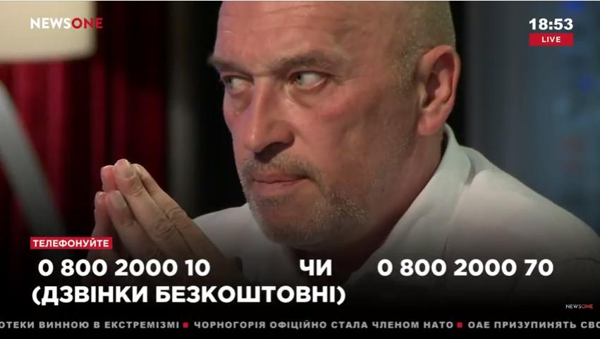 Тука заявил, что Украине пора менять демократию надиктатуру