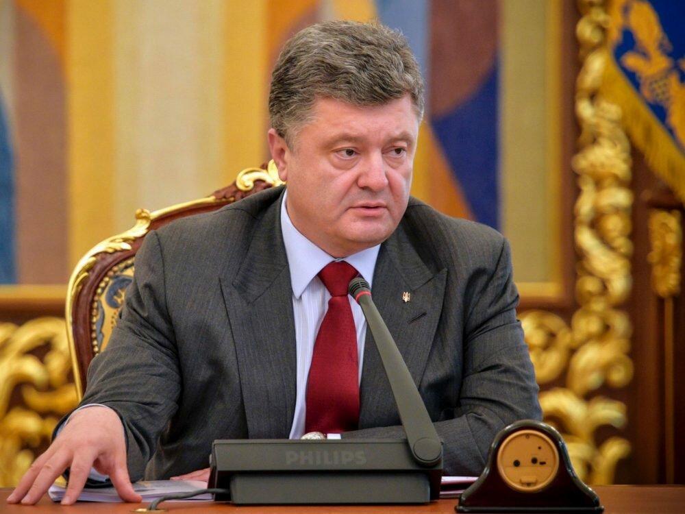 Порошенко сделал громкое объявление осбитом над Донбассом Boeing