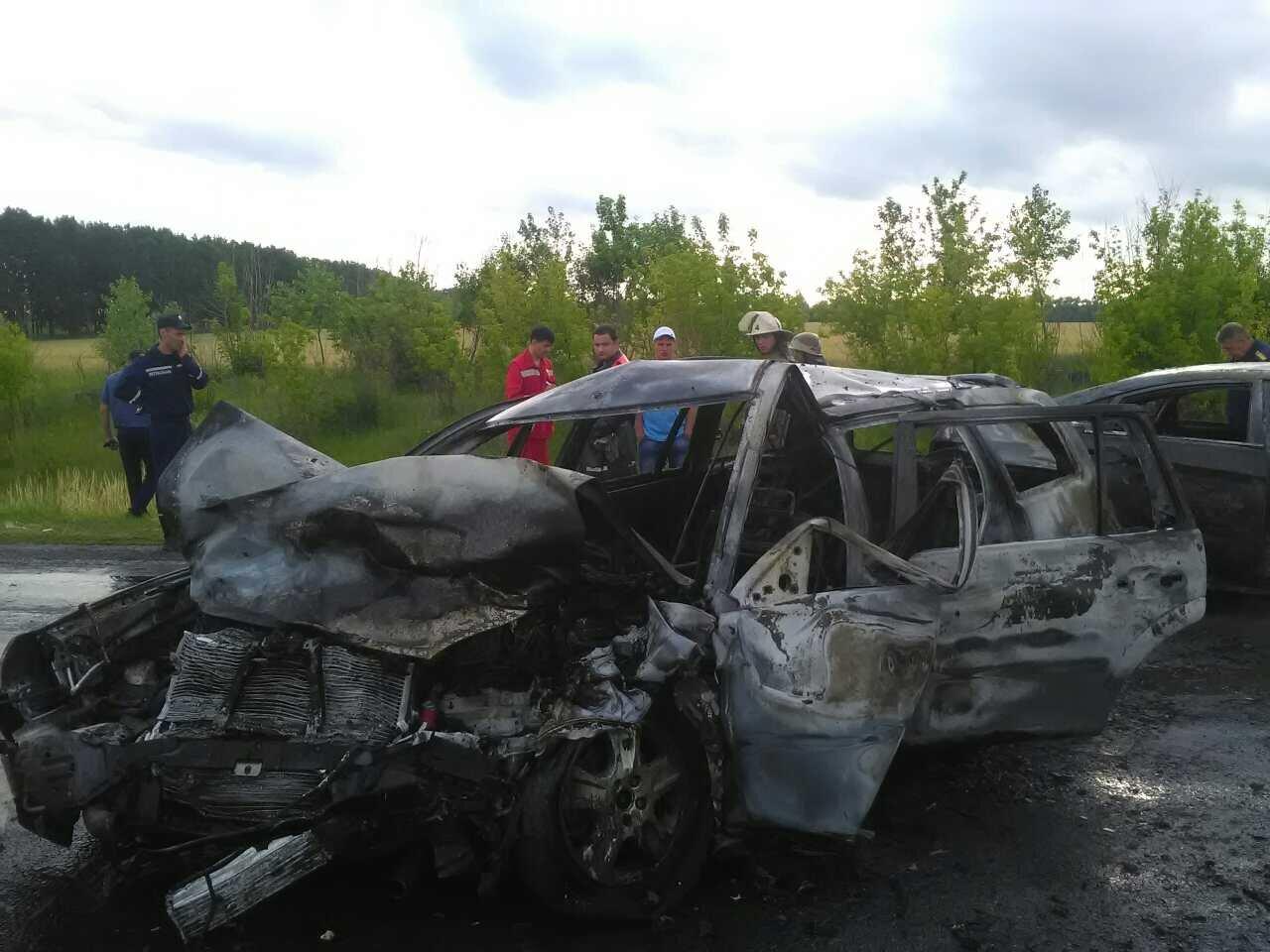 ВДТП под Киевом умер человек Ляшко