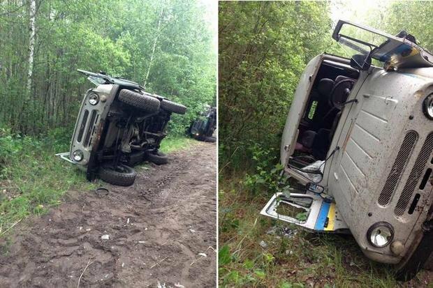 ВУкраинском государстве произошла стрельба полицейских икопателей янтаря