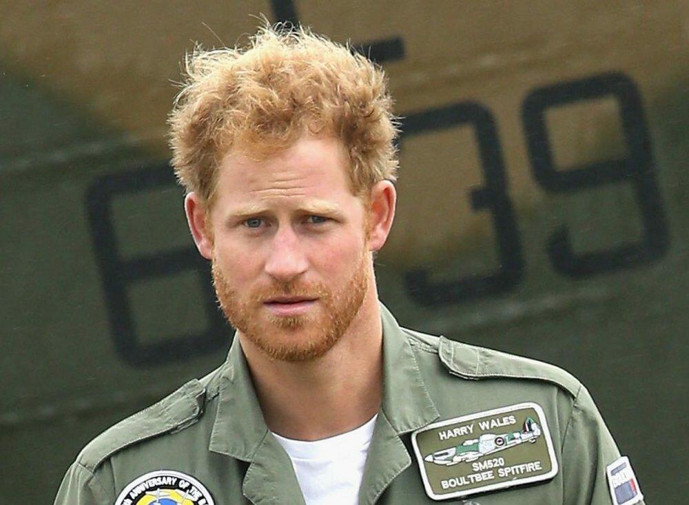 Никто вКоролевской семье не желает набританский престол — Принц Гарри