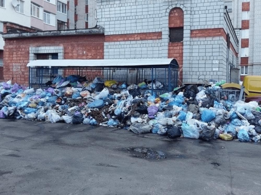 ИзЛьвова задень вывезли 270 тонн мусора