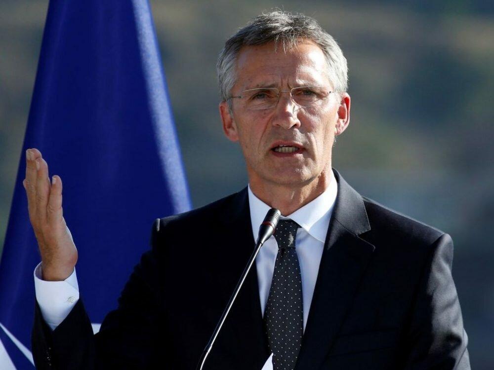 Генеральный секретарь НАТО Йенс Столтенберг хочет посетить государство Украину