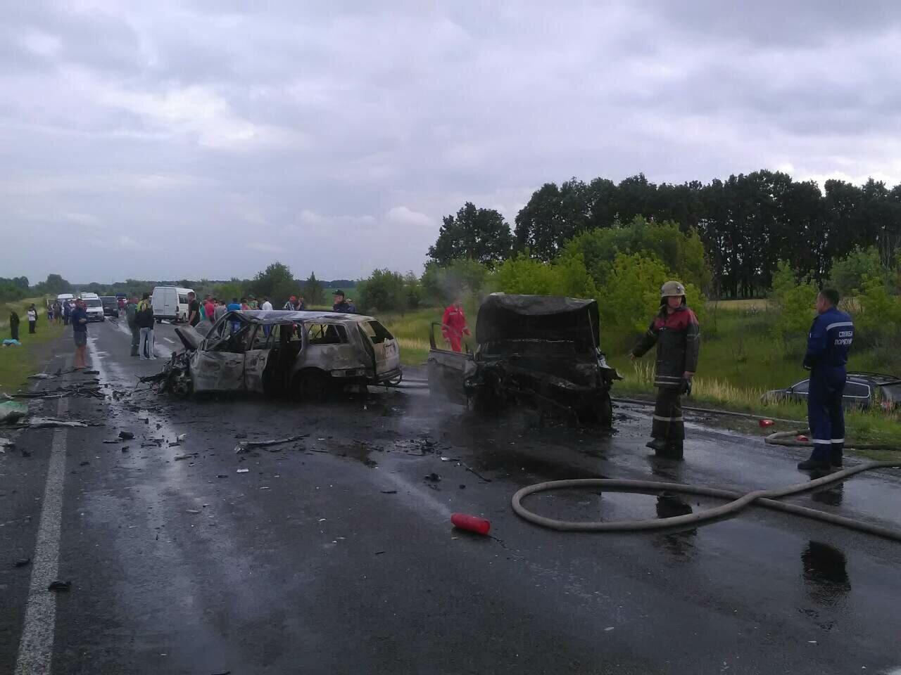 В ужасной трагедии под Киевом умер депутат отРадикальной партии