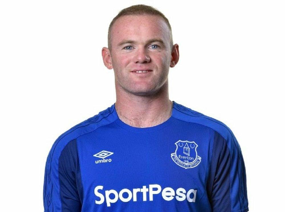 Уэйн Руни забил чудо-гол впервомже матче за«Эвертон»