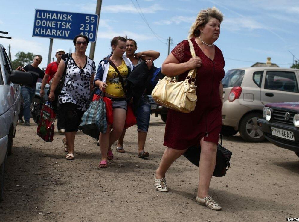 Германия дает Украине млн евро на«пострадавших отконфликта наВостоке Украины»