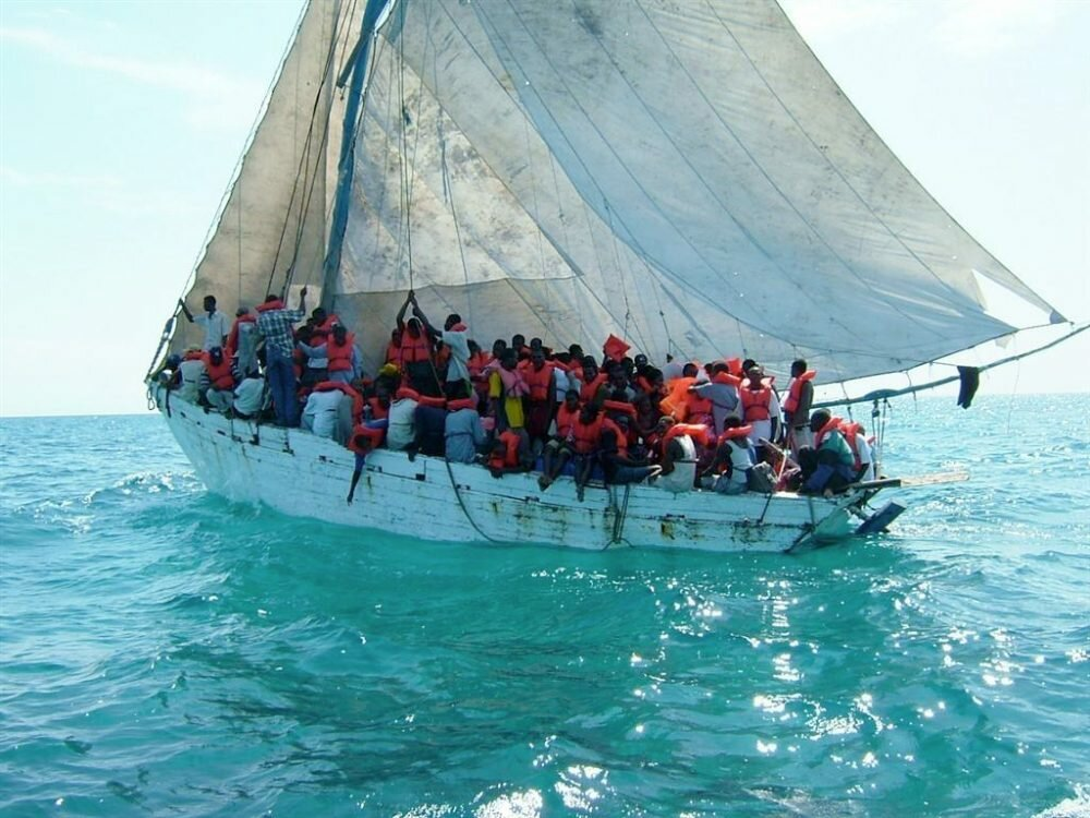 Упобережья Йемена утонули около 50 мигрантов,— ООН