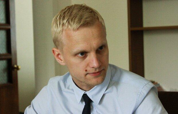 Шабунин может получить 5 лет тюрьмы, милиция подготовила подозрение
