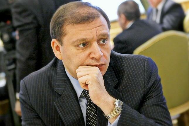 Добкин проиграл апелляцию наарест
