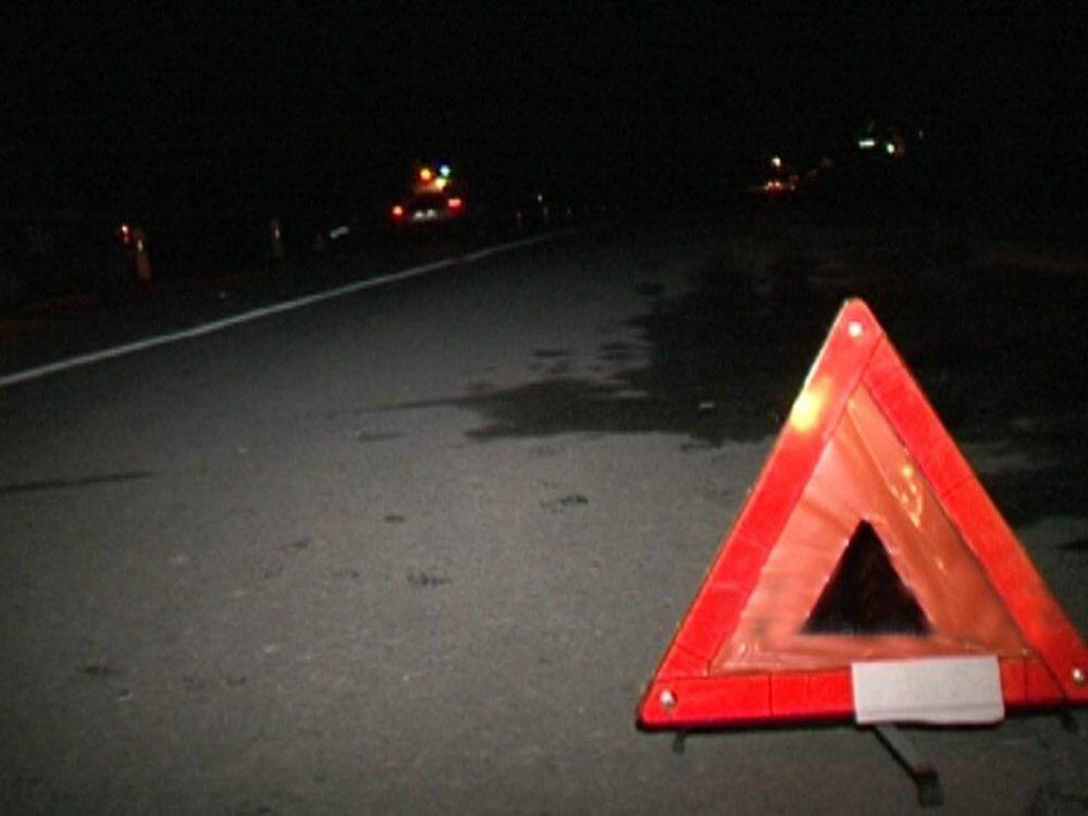 ВКиеве авто неожиданно преградило дорогу мотоциклу: шофёр последнего умер