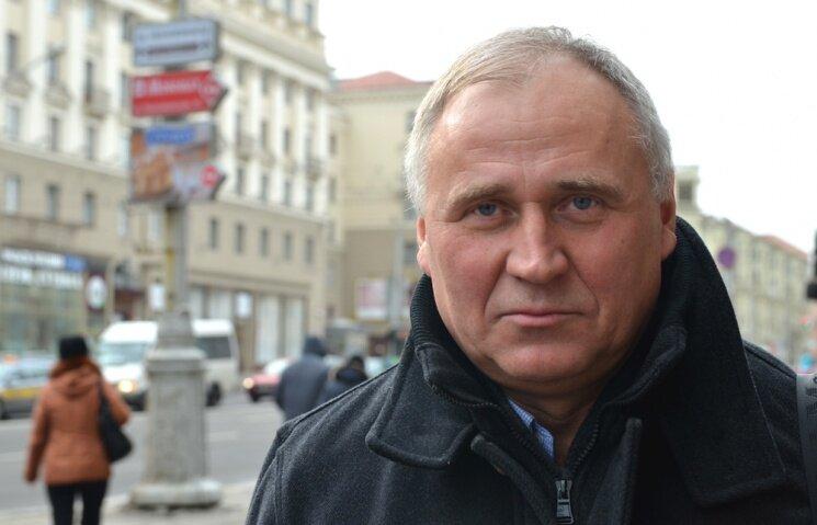 ВМинске арестован оппозиционный лидер