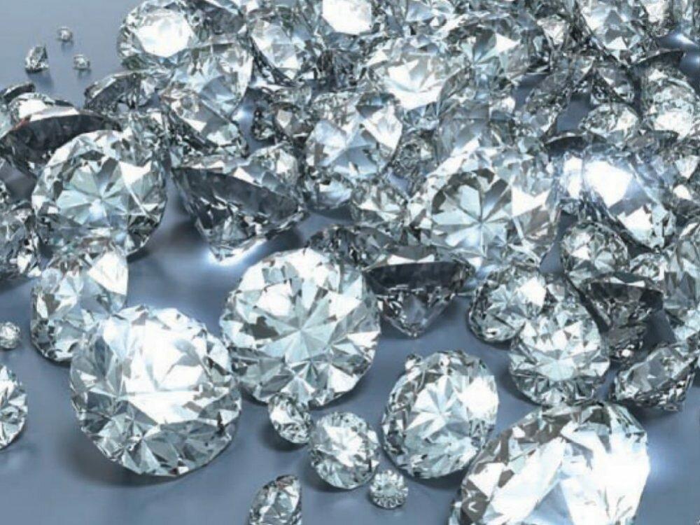 Впервый раз вистории запущена биржевая торговля алмазами