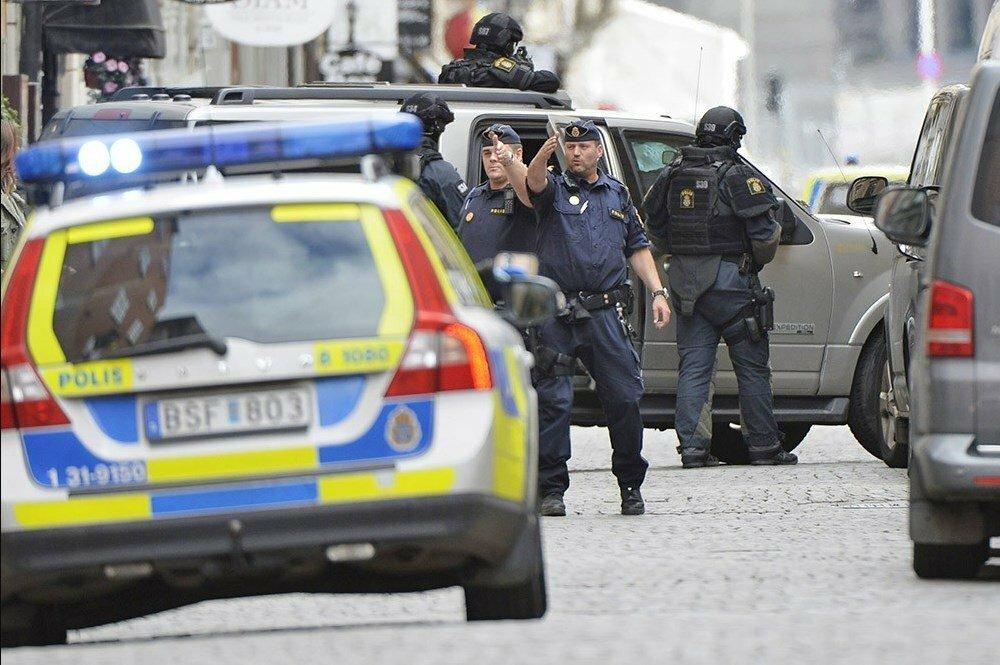 Два человека пострадали в итоге стрельбы вСтокгольме