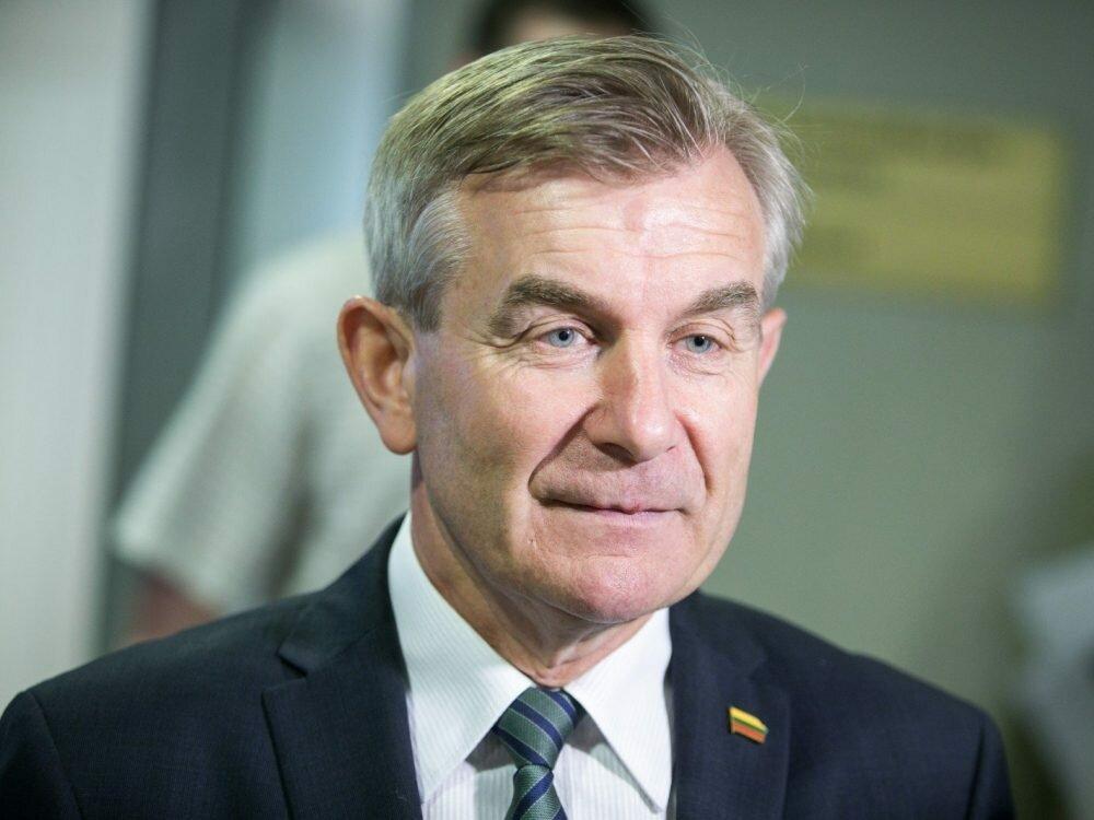 Украина признательна Литве за«План Маршала» повосстановлению целостности страны