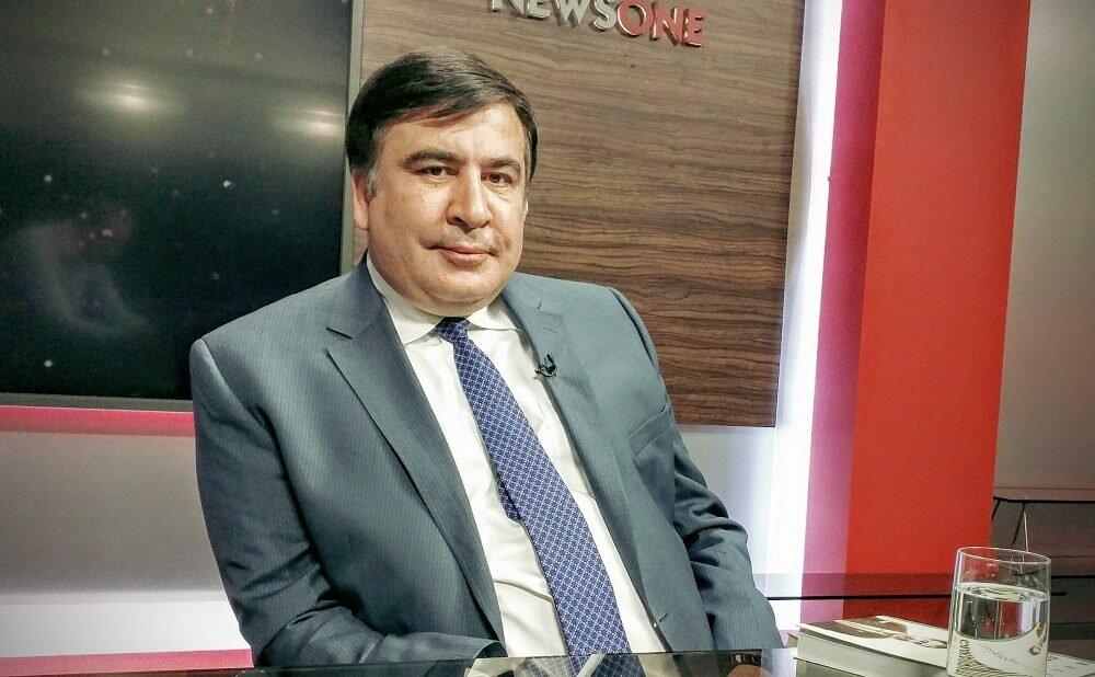 Фу, уберите Саакашвили изнашей приличной компании на«Миротворце»— Одиозная экс-регионалка