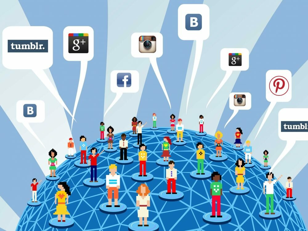 Как соцсети влияют наздоровье человека