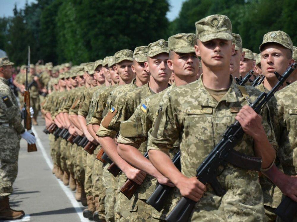 ВоЛьвовской области военный покончил ссобой
