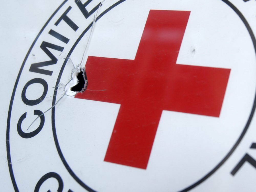 ВАфганистане убили сотрудника Красного Креста