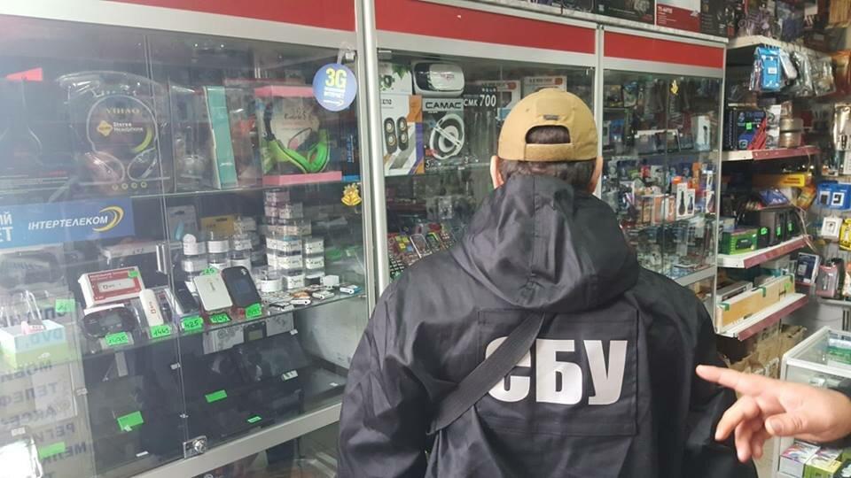 СБУ задержала навостоке Одесской области антиукраинского агитатора