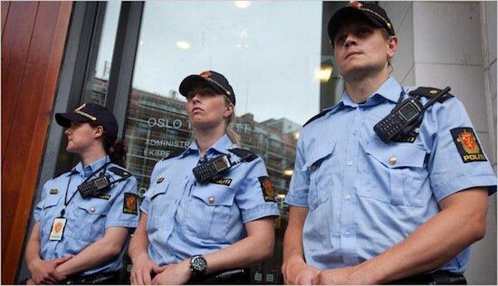 ВНорвегии задержали нетрезвого дипломата РФ, устроившего ДТП