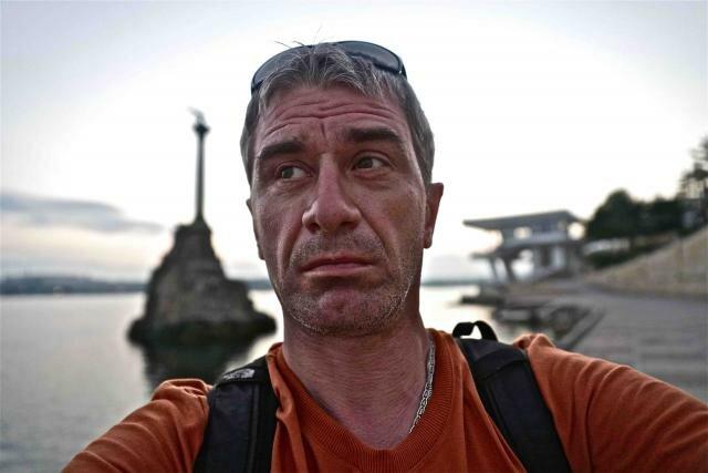 СБУ выслала корреспондента канала НТВ изстраны