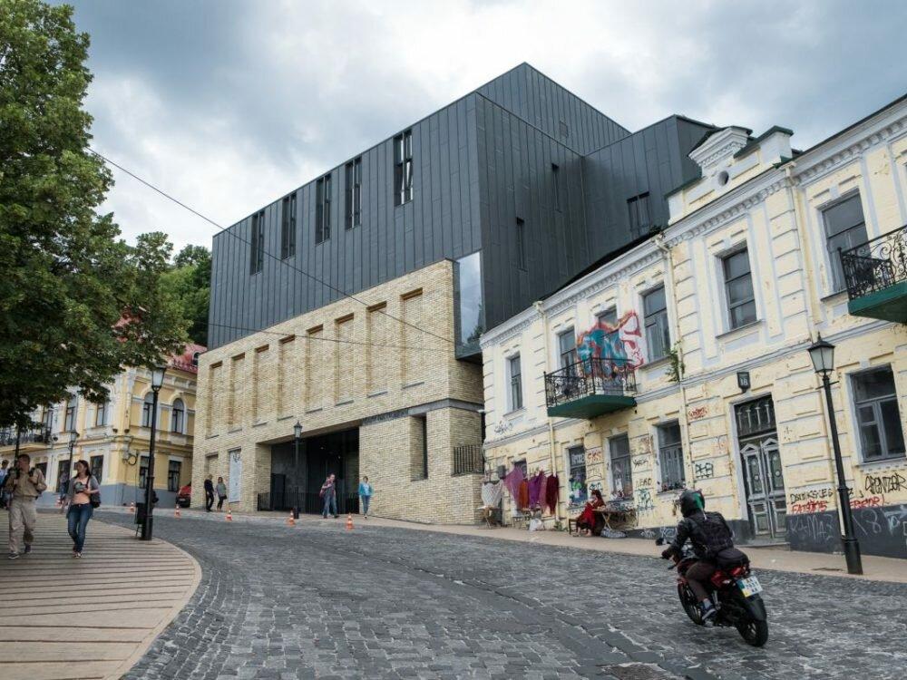ВКиеве открыли «Театр наПодоле»