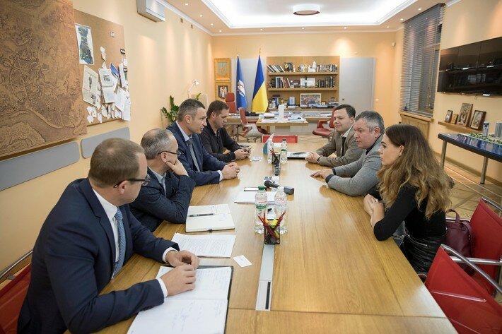 Кличко хочет договориться сGoogle осоздании виртуального украинской столицы