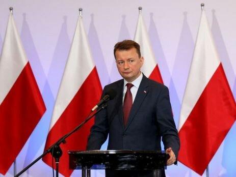 Польша отказалась принимать беженцев из-за наплыва украинцев